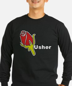 Usher red T