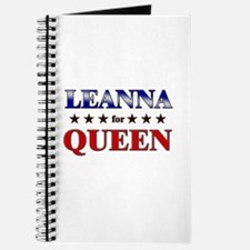 LEANNA for queen Journal