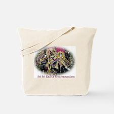 Radha Shyamasundara Tote Bag