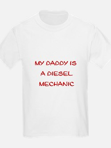 Diesel Mechanic T-Shirt