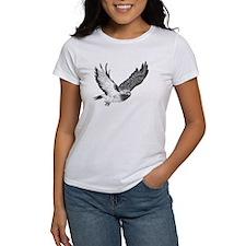 Hawk in Flight Tee