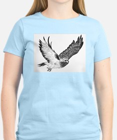 Hawk in Flight T-Shirt