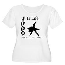 JUDO Is Life. T-Shirt