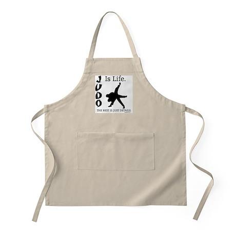 JUDO Is Life. BBQ Apron