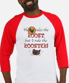 Rules The Rooster Baseball Jersey