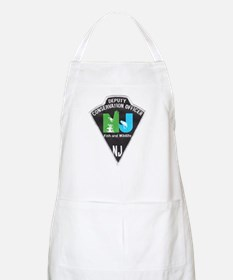 New Jersey Game Warden BBQ Apron