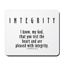 Integrity Mousepad
