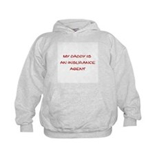 Insurance Agent Hoodie