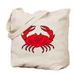 Boiled Crabs Tote Bag