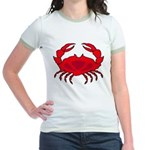 Boiled Crabs Jr. Ringer T-Shirt