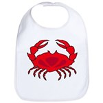 Boiled Crabs Bib