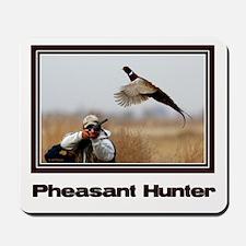 Pheasant Hunter Mousepad