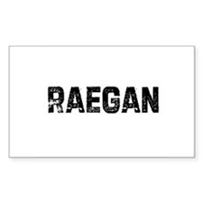 Raegan Rectangle Decal