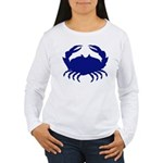 Boiled Crabs Women's Long Sleeve T-Shirt