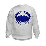 Boiled Crabs Kids Sweatshirt