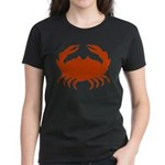 Boiled Crabs Women's Dark T-Shirt