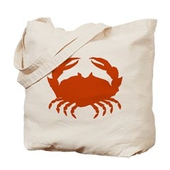 Boiled Crabs Tote Bag