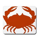 Boiled Crabs Mousepad
