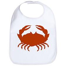 Boiled Crabs Bib