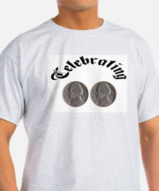 Celebrating the Double Nickle T-Shirt