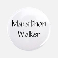 "Cute Half marathon 3.5"" Button (100 pack)"
