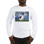 Lilies / Rat Terrier Long Sleeve T-Shirt