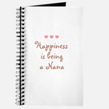 Happiness is being a Nana Journal