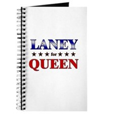 LANEY for queen Journal