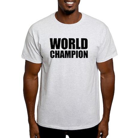 World Champion Light T-Shirt