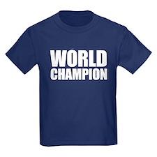 World Champion T