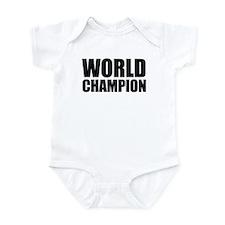 World Champion Infant Bodysuit