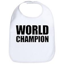 World Champion Bib