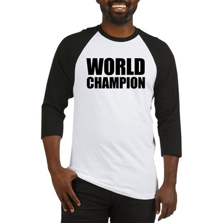 World Champion Baseball Jersey