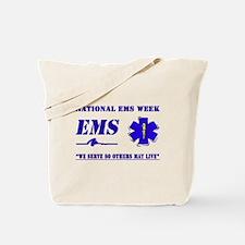 National EMS Week Gifts Tote Bag