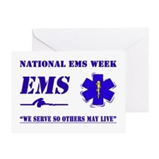 National EMS Week Gifts Greeting Card