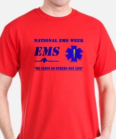 National EMS Week Gifts T-Shirt