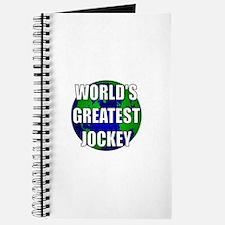 World's Greatest Jockey Journal
