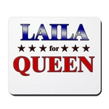 LAILA for queen Mousepad