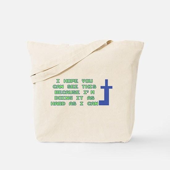 Mooninite Finger Tote Bag