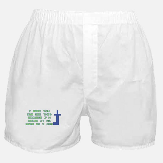 Mooninite Finger Boxer Shorts