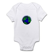 World's Greatest Journalist Infant Bodysuit