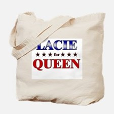 LACIE for queen Tote Bag