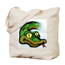 Funny Snakes planes Tote Bag