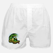 Funny Snakes on a plane Boxer Shorts