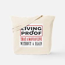 LIVING PROOF Tote Bag