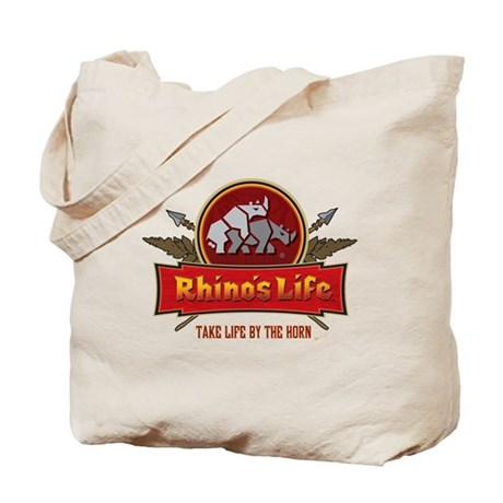 Rhino's Life Tote Bag