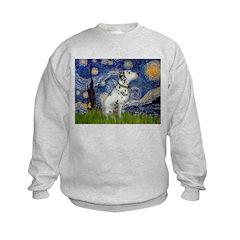 Starry Night / Dalmation Sweatshirt