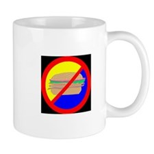 The official Free Lunches Dont Exist coffe mug