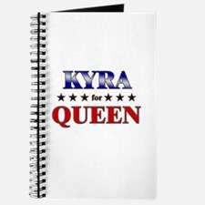 KYRA for queen Journal