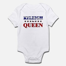 KYLEIGH for queen Infant Bodysuit